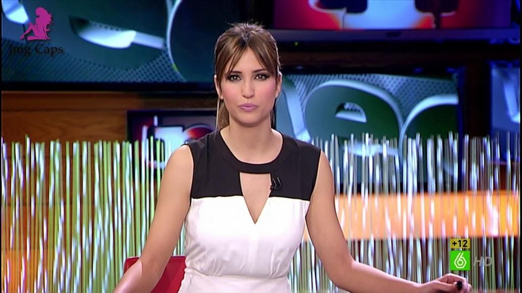 SANDRA SABATES, EL INTERMEDIO (10.03.14)