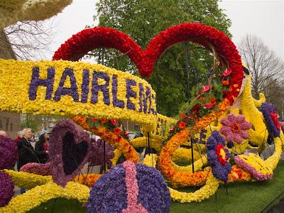 Festival de las flores Bloemencorso Bollenstreek
