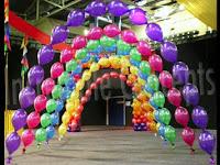 cmo decorar con globos cadena o globos linkaloon