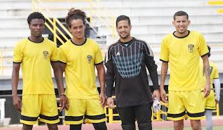 MOCA FC anuncia sus primeros refuerzos temporada Fútbol LDF 2019