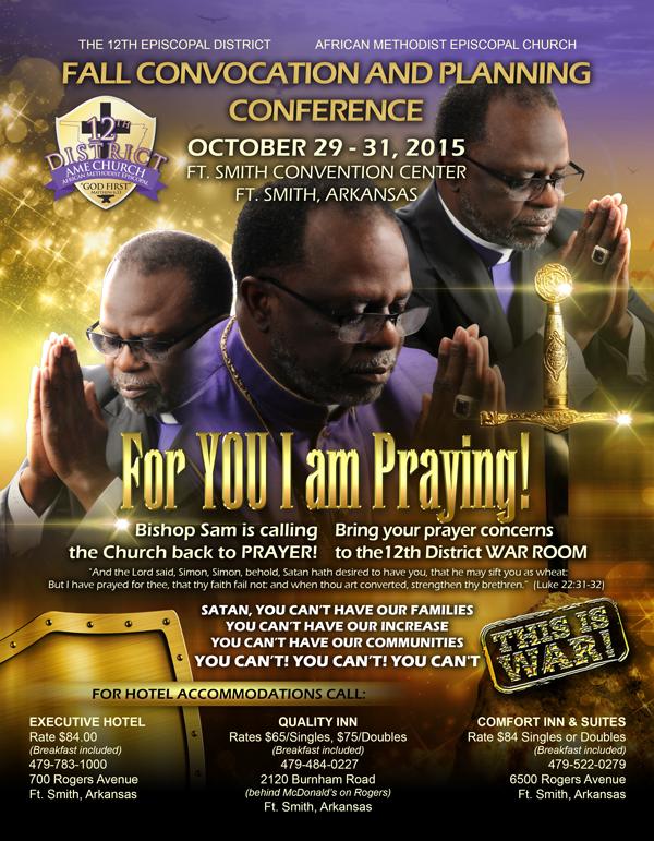 For YOUR I am Praying! Flyer Design