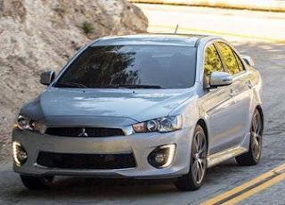 Akhirnya Mitsubishi Lancer Facelift 2016 Diluncurkan