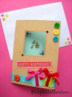 Birthday card making ideas birthday picture for Creative ideas to make greeting cards