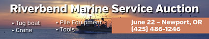 Riverbend Marine Service Auction