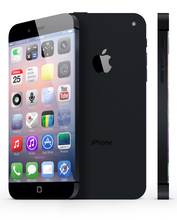iPhone 6 look