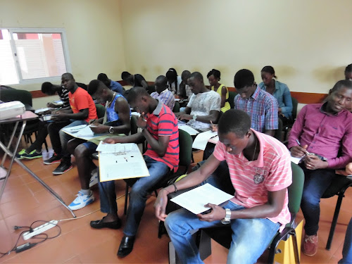 Voluntário na Guiné-Bissau 6: os alunos!