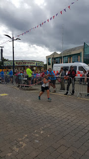 Newquay Road Runners at the Truro Half Marathon 2015