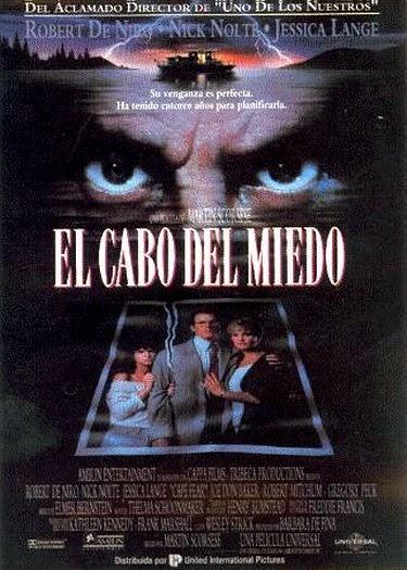 F m c cine las pel culas de los simpson el cabo del miedo martin scorsese 1991 - Robert de niro el cabo del miedo ...