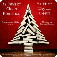 Day 7 of 12 Days of Clean Romance / Giveaway