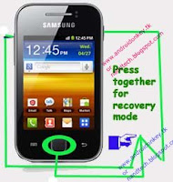 Hard reset your android phone, www.androidonkey.tk
