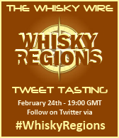 Whisky Regions Tweet Tasting