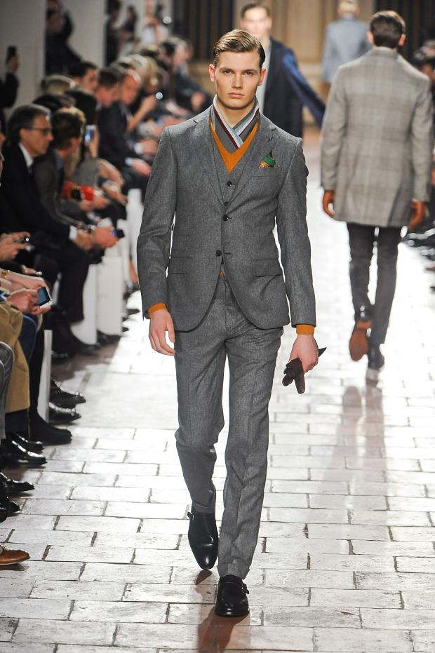 COOL CHIC STYLE to dress italian: Hackett Fall 2013 menswear
