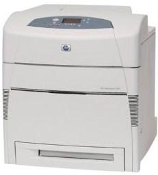 HP Color Laserjet 5550 Driver