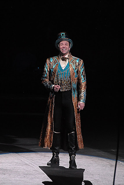 David Shipman at Ringling Bros and Barnum and Bailey Circus Xtreme photo by K., Johnson, Picturologist