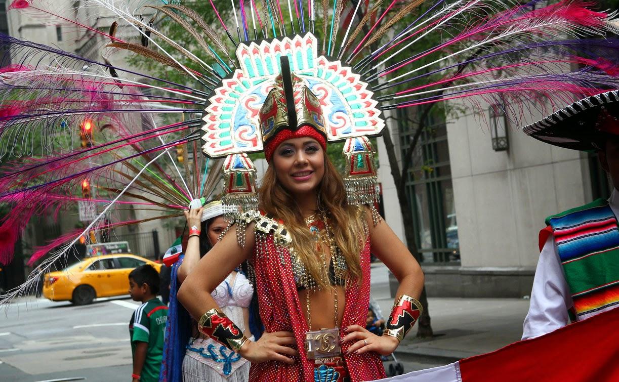 danza tradicional mexicana