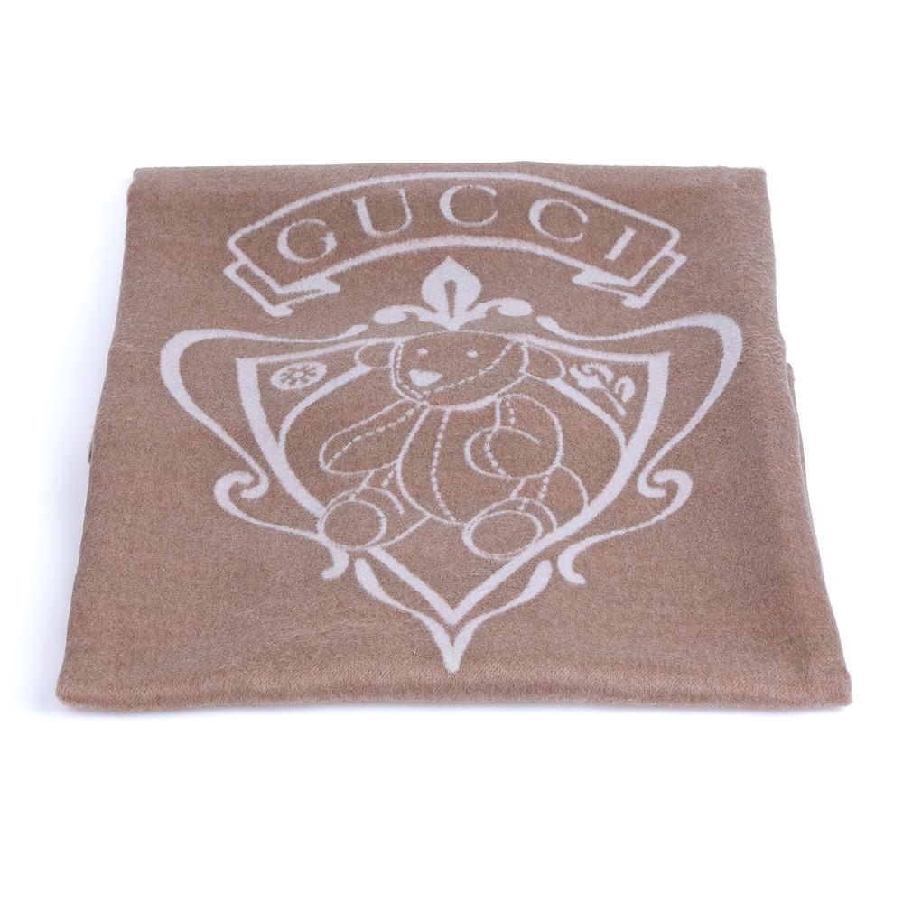 Designer Baby Gucci Silk Amp Wool Baby Blanket