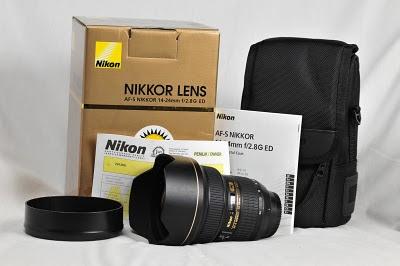 Lensa Nikon