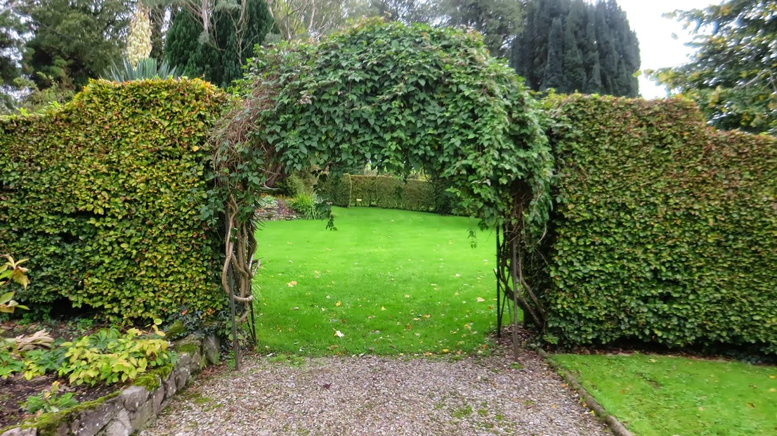 hortibus voyage de reperage en irlande jardins prives. Black Bedroom Furniture Sets. Home Design Ideas