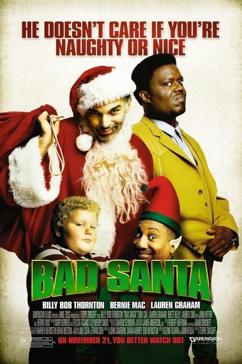 Ông Già Noel Xấu Tính - Bad Santa - 2003