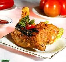 Resep Ayam Panggang Bumbu Gurih