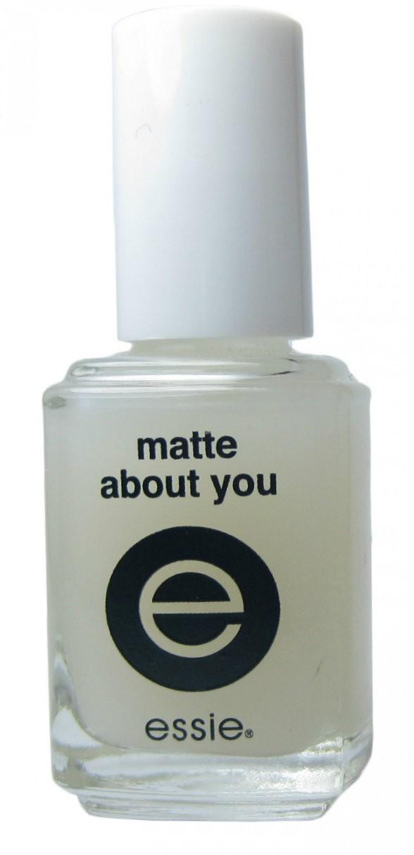 Roundup: MATTE Top Coats featuring Essie, Revlon & OPI ...