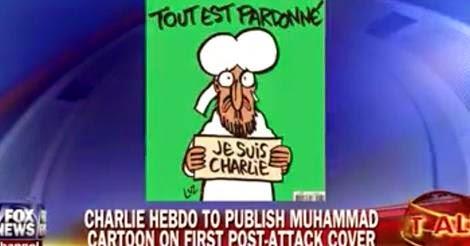 pelcahan nabi muhammad saw charlie hebdo di kecam muslim dunia