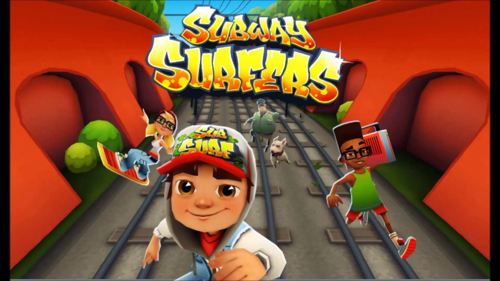 Subway Surfers Game For PC Free Download