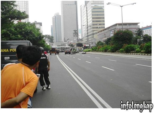 Peristiwa Ledakan BOM di Sarinah Jakarta, 14 Januari 2016