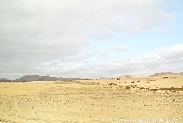 Dunas-Corralejo-Fuerteventura