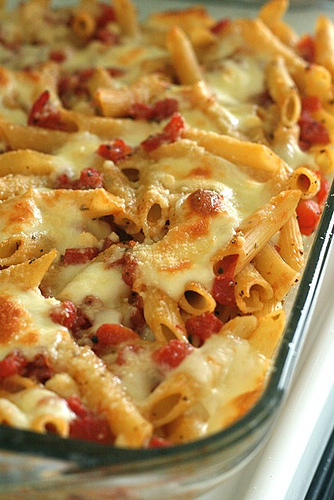 Tomato and Mozzarella Pasta | Cook'n is Fun - Food Recipes, Dessert ...