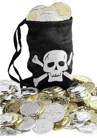 Pirate Treasure for kids