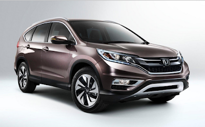 2017 Honda CR-V Specs, Rumor and Price