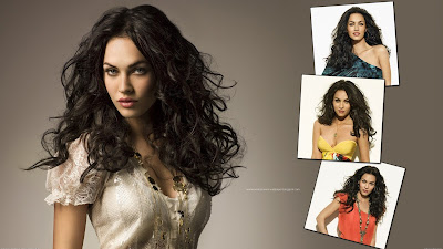 Megan Fox Widescreen Wallpapers Collection