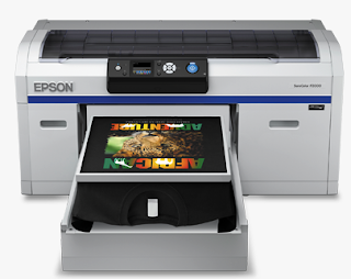 Epson Enters SureColor SC-F2000 Printer Driver Download