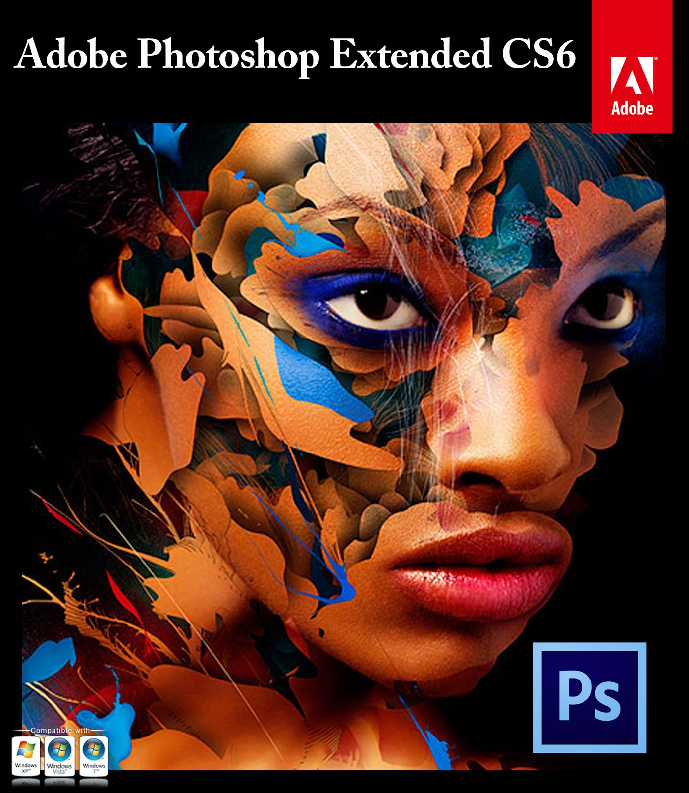 Free Download Adobe Photoshop CS6 full version - PC
