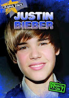 bookcover of JUSTIN BIEBER  by Kristen Rajczak