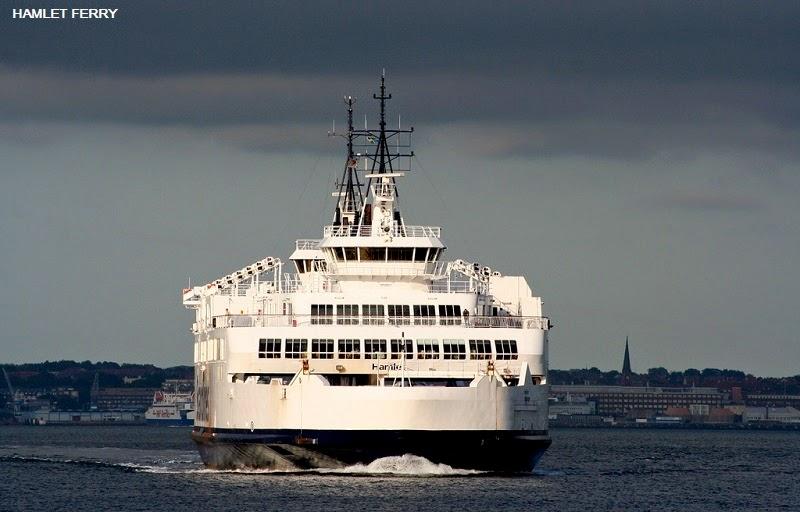 Hamlet Ferry Cruise - Helsingborg, Sweden