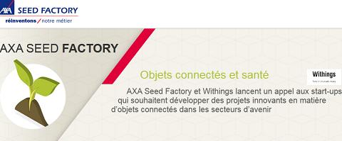 Axa Seed Factory