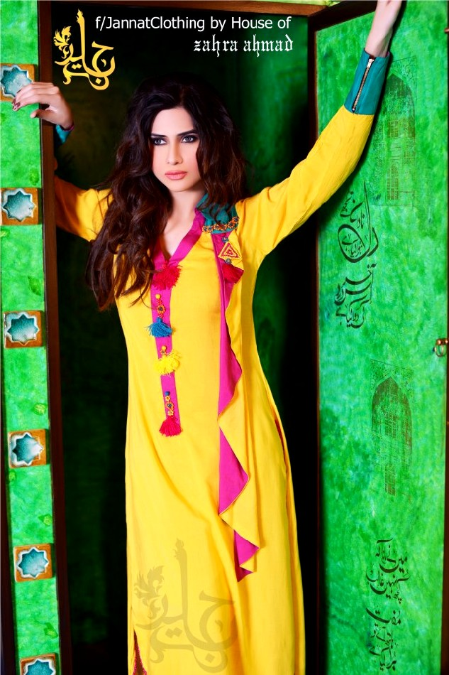 Girls Kurta Designs 2013
