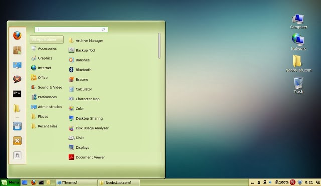 Windows XP will die soon ! Change the look of Linux Mint/Ubuntu to Windows XP