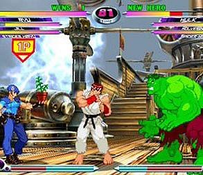 Baixar Marvel vs Capcom PC MUGEN