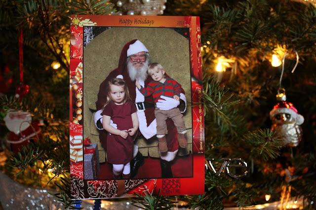 Santa at Bonnie Doon Mall