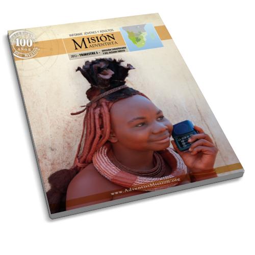 Misionero Jovenes y Adultos | 3er Trimestre 2012 | Completo, PDF y