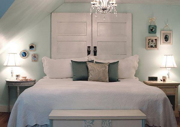 cabecera de cama original