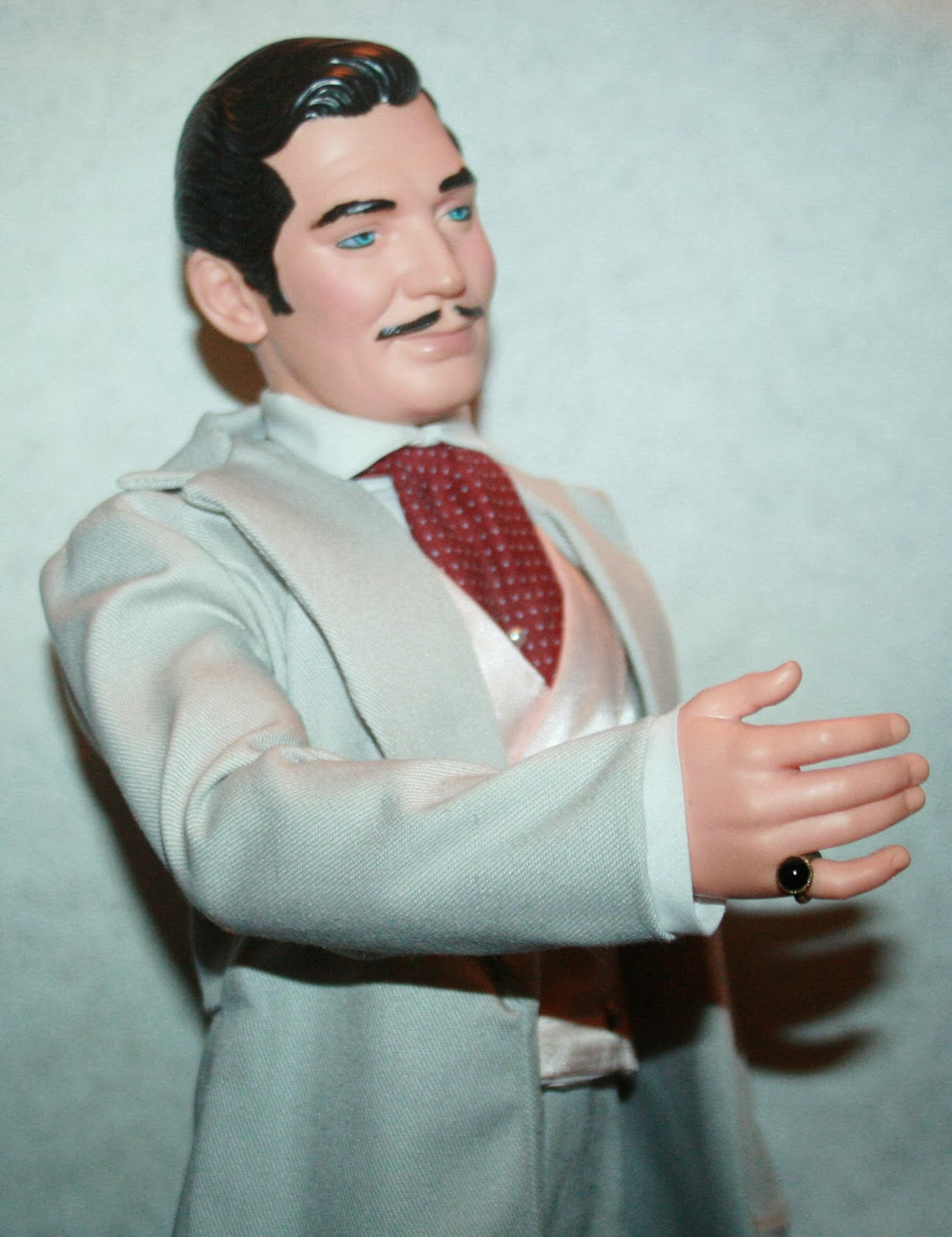 PLANET OF THE DOLLS: Doll-A-Day 65: Oscar Week:Clark Gable as Rhett ...