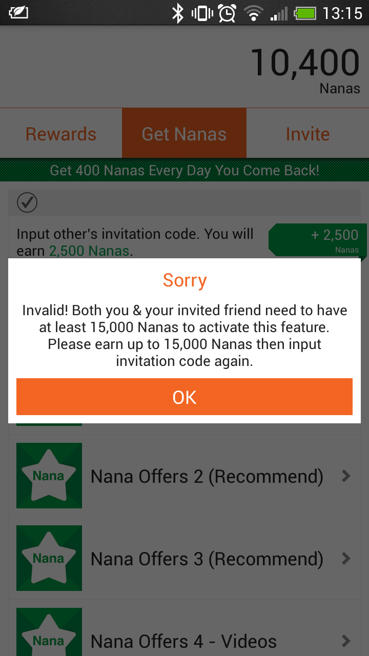 n6215050 AppNana beginners tip get to 15000 Nanas