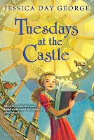 bookcover of TUESDAYS AT THE CASTLE  (Castle Glower #1) by Jessica Day George