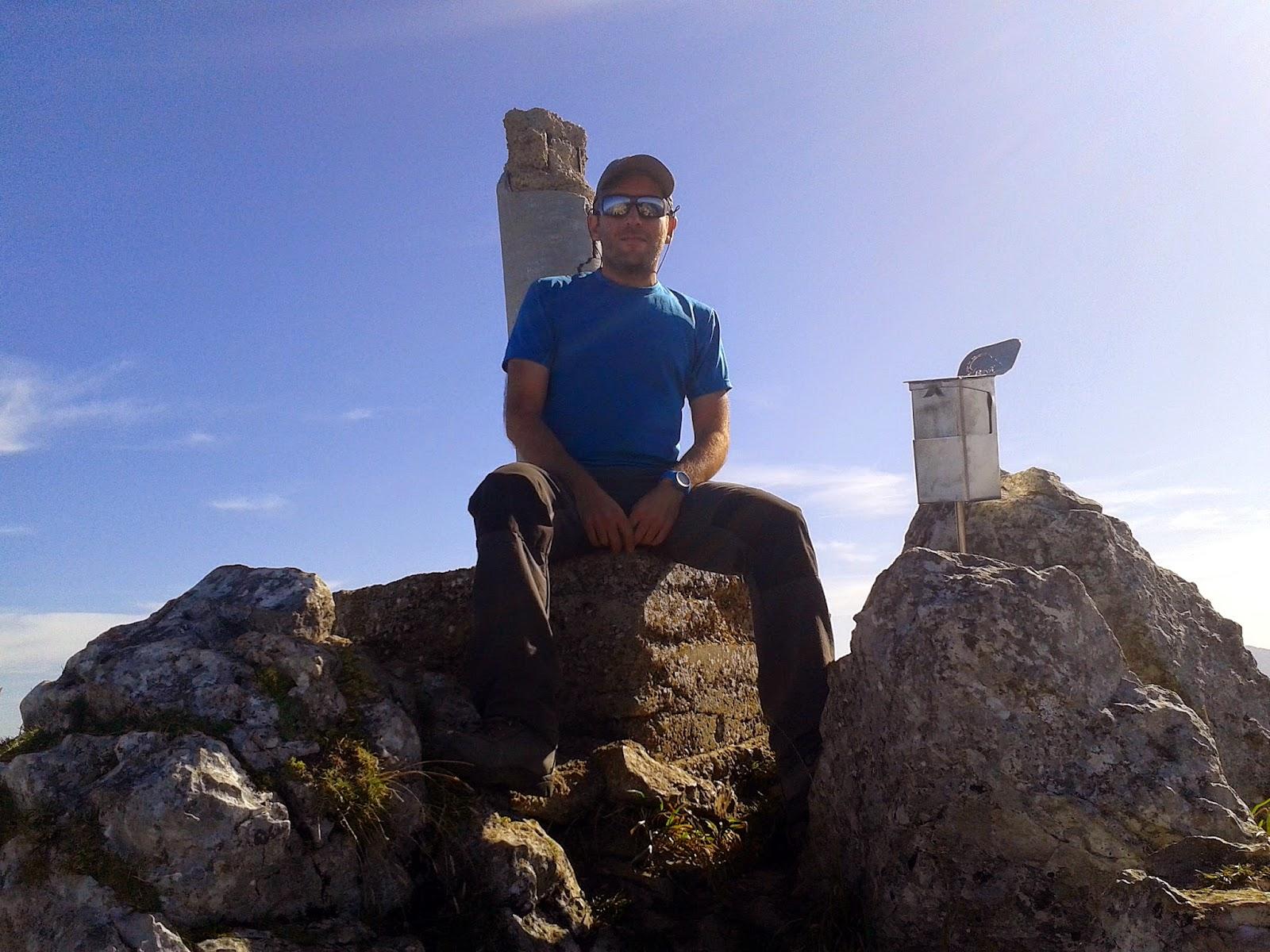 Cumbre Tiatordos.