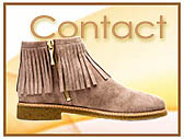 Contact Flat Shoes