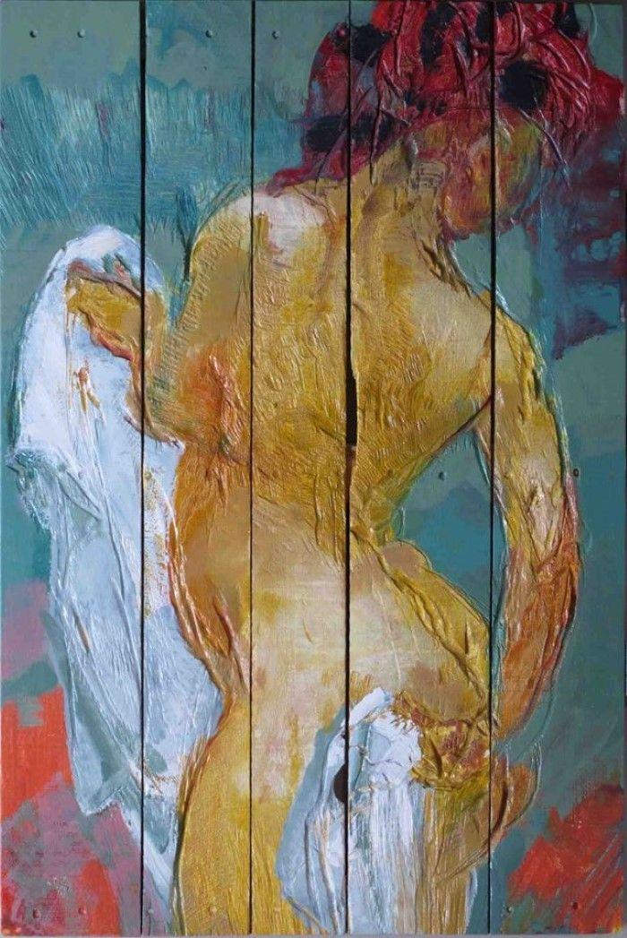 Witold Pyzik. Обнаженное тело